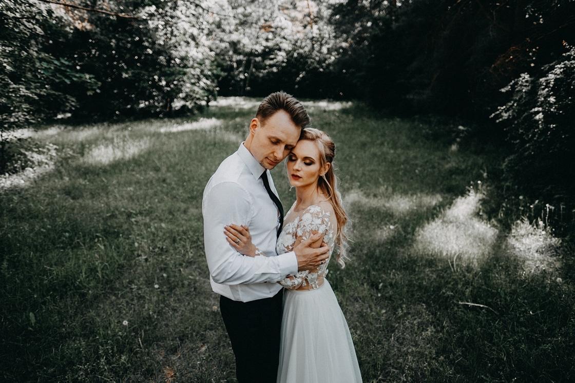 Vestuvių fotosesija Anykščiuose Dainuvos slėnis