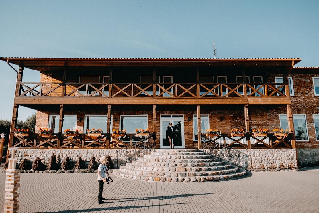 Vestuvių šventės vieta Anykščiuose