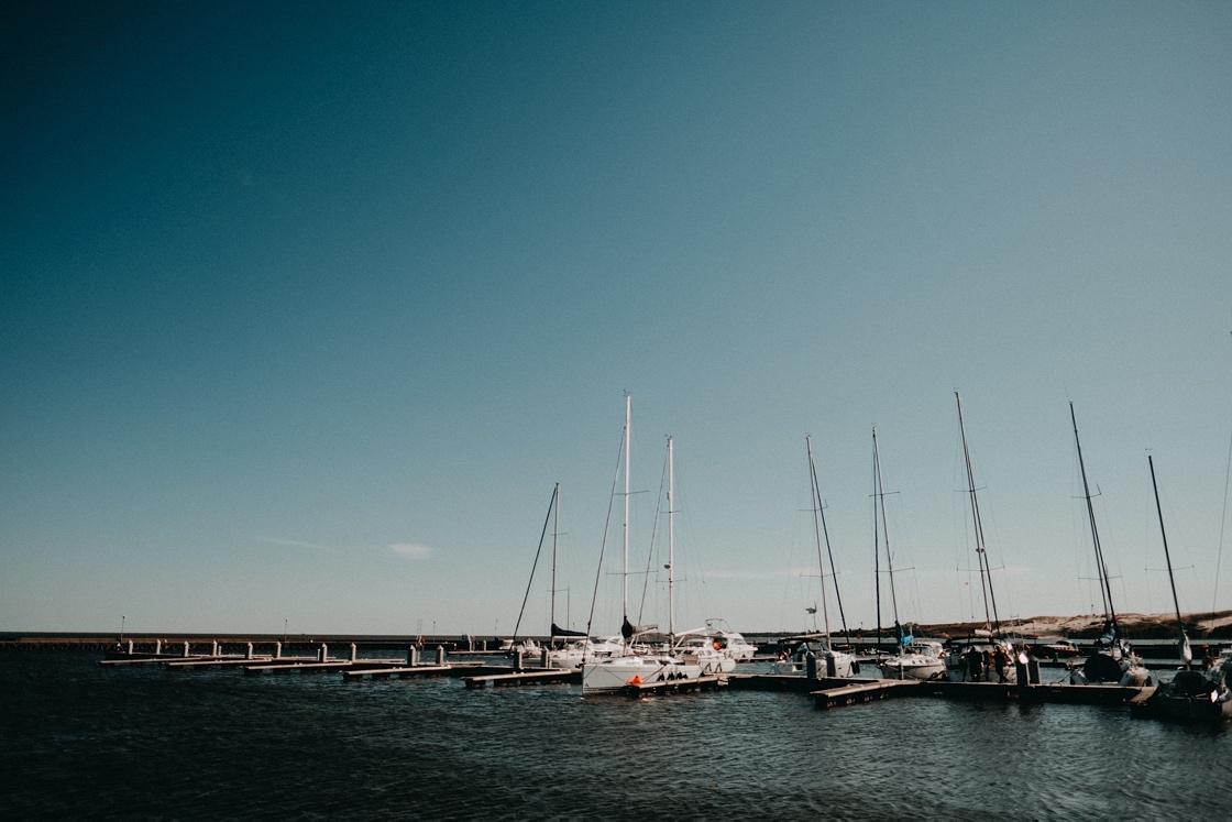 Priešvestuvinė Love story fotosesija Nidos prieplauka uostas