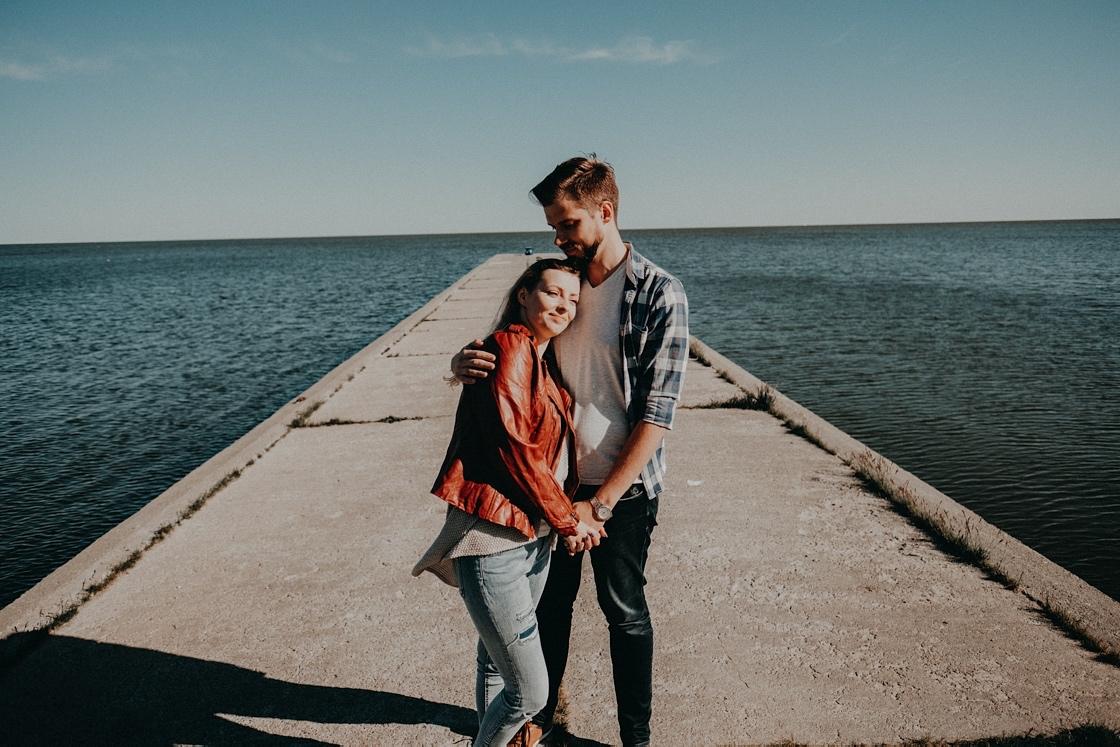 Priešvestuvinė Love story fotosesija Nidoje