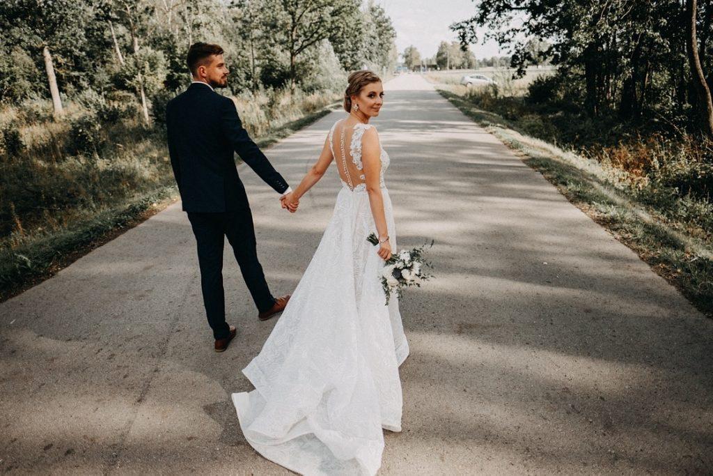 vestuvinė fotosesija Šiauliuose fotografas