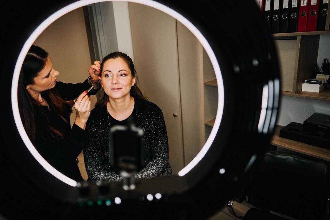 Vestuvės Kaunas fotografas Bote Bote makiažas nuotaka make up grožio salonas