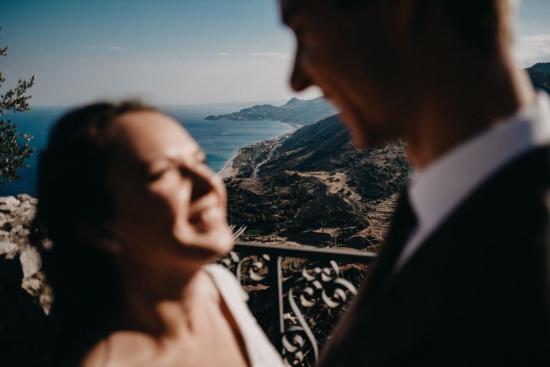 vestuvės Italijoje Sicilija saulė jūra jaunieji ceremonija planavimas kainos fotografas nuotraukos